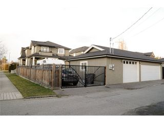 Photo 20: 3330 Yew Street in Vancouver West: Arbutus House for sale : MLS®# V1050574