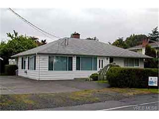 Main Photo: 1827 Grandview Dr in VICTORIA: SE Gordon Head House for sale (Saanich East)  : MLS®# 234019