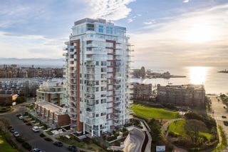 Photo 12: 1101 60 Saghalie Rd in Victoria: Vi Downtown Condo for sale : MLS®# 864098