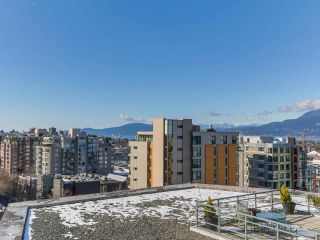"Photo 12: 1103 1570 W 7TH Avenue in Vancouver: Fairview VW Condo for sale in ""TERRACES ON 7TH"" (Vancouver West)  : MLS®# R2249302"