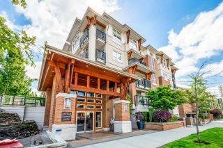 """Photo 1: 229 6828 ECKERSLEY Road in Richmond: Brighouse Condo for sale in """"SAFFRON"""" : MLS®# R2583807"""