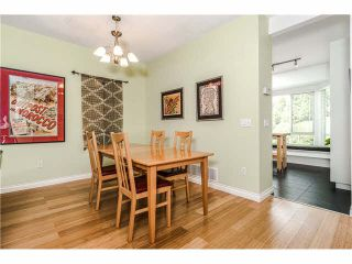 """Photo 3: 32 1486 JOHNSON Street in Coquitlam: Westwood Plateau Townhouse for sale in """"STONEY CREEK"""" : MLS®# V1143190"""