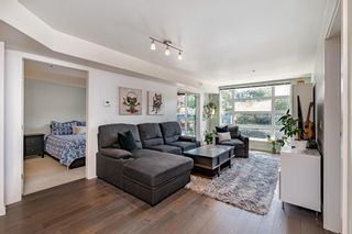 """Photo 2: 409 95 MOODY Street in Port Moody: Port Moody Centre Condo for sale in """"The Station by Aragon"""" : MLS®# R2602041"""