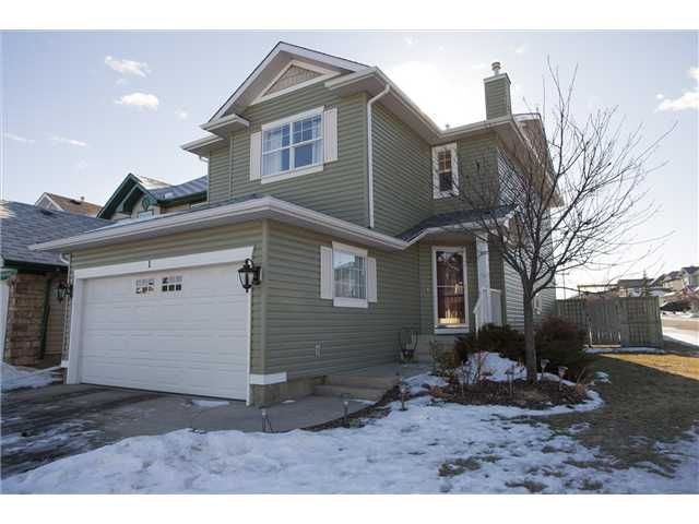 Main Photo: 1 BRIDLEWOOD Way SW in CALGARY: Bridlewood Residential Detached Single Family for sale (Calgary)  : MLS®# C3552754