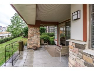 """Photo 19: 103 16483 64 Avenue in Surrey: Cloverdale BC Townhouse for sale in """"St. Andrews"""" (Cloverdale)  : MLS®# R2076042"""
