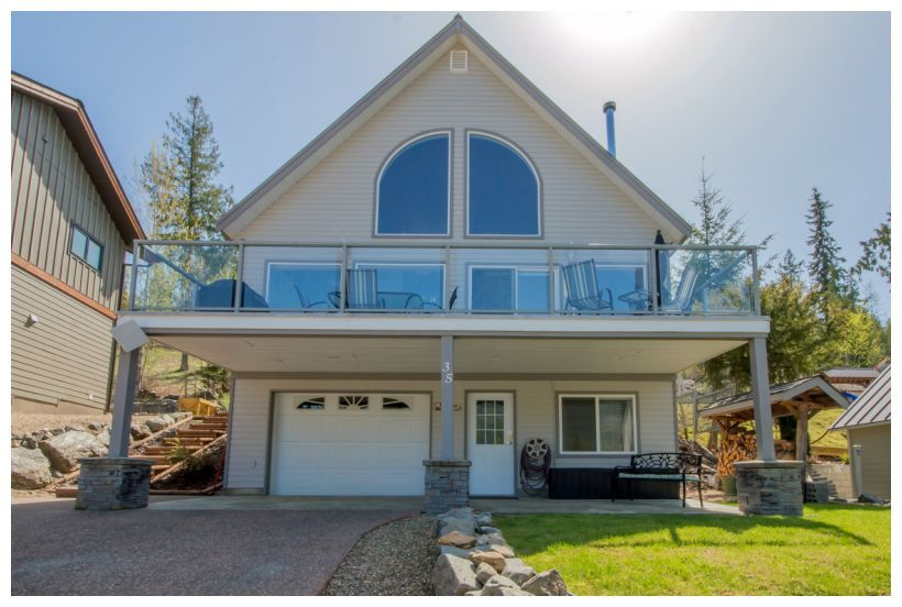 Main Photo: 35 6421 Eagle Bay Road in Eagle Bay: WILD ROSE BAY House for sale : MLS®# 10229431