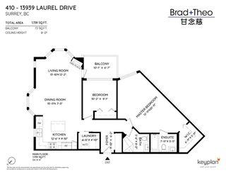 "Photo 29: 410 13939 LAUREL Drive in Surrey: Whalley Condo for sale in ""King George Manor"" (North Surrey)  : MLS®# R2472740"