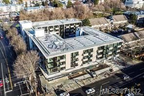 Main Photo: N313 1105 Pandora Ave in : Vi Downtown Condo for sale (Victoria)  : MLS®# 871832