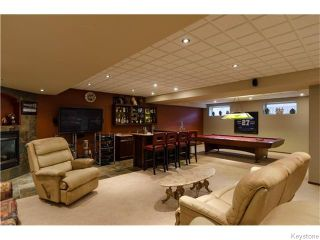 Photo 16: 71 McDowell Drive in Winnipeg: Charleswood Residential for sale (South Winnipeg)  : MLS®# 1600741