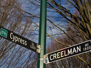 Photo 21: 1839 CREELMAN Avenue in Vancouver: Kitsilano 1/2 Duplex for sale (Vancouver West)  : MLS®# V1047236