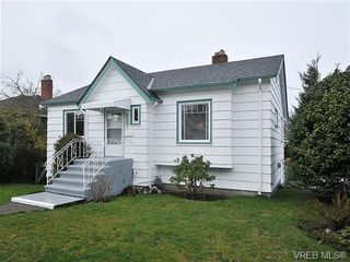 Photo 1: 2574 Epworth St in VICTORIA: OB Henderson House for sale (Oak Bay)  : MLS®# 665282