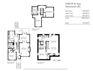 """Photo 38: 2706 W 41ST Avenue in Vancouver: Kerrisdale House for sale in """"Kerrisdale"""" (Vancouver West)  : MLS®# R2583541"""