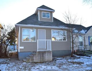 Photo 1: 604 Cathedral Avenue in Winnipeg: Sinclair Park Residential for sale (4C)  : MLS®# 1830434