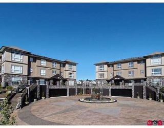 """Photo 1: A115 33755 7TH Avenue in Mission: Mission BC Condo for sale in """"THE MEWS"""" : MLS®# F2830733"""