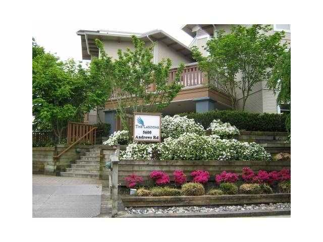 """Main Photo: 224 5600 ANDREWS Road in Richmond: Steveston South Condo for sale in """"THE LAGOONS"""" : MLS®# V882107"""