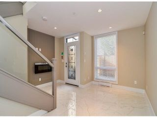 """Photo 2: 1814 E PENDER Street in Vancouver: Hastings Townhouse for sale in """"AZALEA HOMES"""" (Vancouver East)  : MLS®# V1051710"""