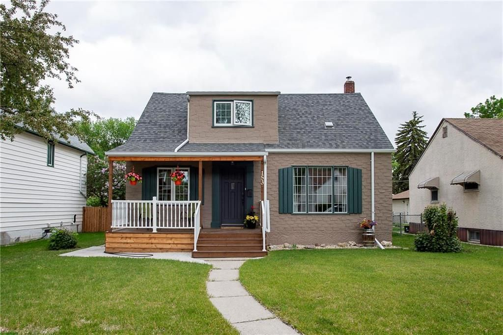 Main Photo: 153 Pinedale Avenue in Winnipeg: Norwood Flats Residential for sale (2B)  : MLS®# 202012486