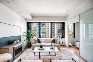 """Main Photo: 501 1333 W GEORGIA Street in Vancouver: Coal Harbour Condo for sale in """"The Qube"""" (Vancouver West)  : MLS®# R2599649"""