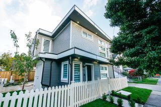 """Main Photo: 3720 WINDSOR Street in Vancouver: Fraser VE Townhouse for sale in """"WINDSOR HERITAGE TOWNHOMES"""" (Vancouver East)  : MLS®# R2620899"""