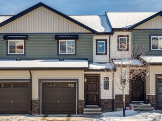 Photo 1: 6 Pantego Lane NW in Calgary: Panorama Hills Row/Townhouse for sale : MLS®# C4286058