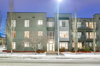Photo 1: 209 1939 30 Street SW in Calgary: Killarney/Glengarry Apartment for sale : MLS®# A1076823