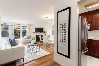 Photo 3: 1827 W 13TH Avenue in Vancouver: Kitsilano Townhouse for sale (Vancouver West)  : MLS®# R2486389
