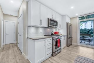 """Photo 2: 103 2565 WARE Street in Abbotsford: Central Abbotsford Condo for sale in """"Mill District"""" : MLS®# R2516817"""