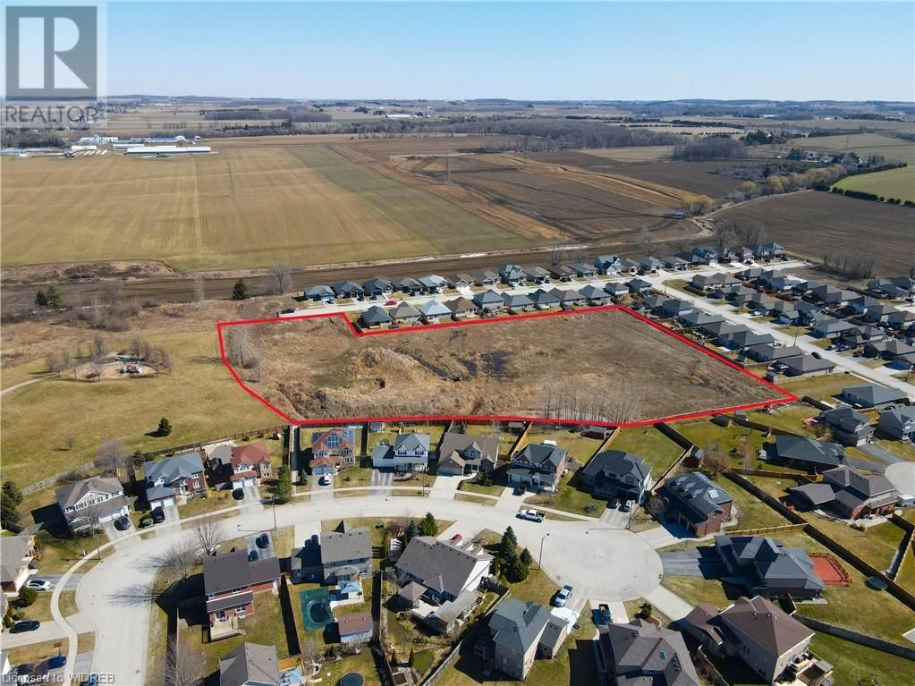 Main Photo: 0 WALKER Road in Ingersoll: Vacant Land for sale : MLS®# 40080796