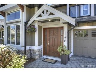 Photo 2: 1170 Deerview Pl in VICTORIA: La Bear Mountain House for sale (Langford)  : MLS®# 729928