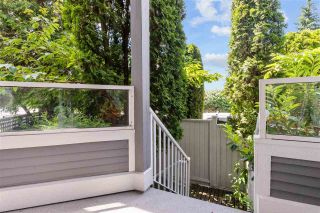 """Photo 18: 104 4696 W 10TH Avenue in Vancouver: Point Grey Townhouse for sale in """"University Gate"""" (Vancouver West)  : MLS®# R2591831"""