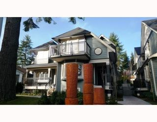 Photo 1: 3115 SUNNYHURST RD in North Vancouver: Condo for sale : MLS®# V753747