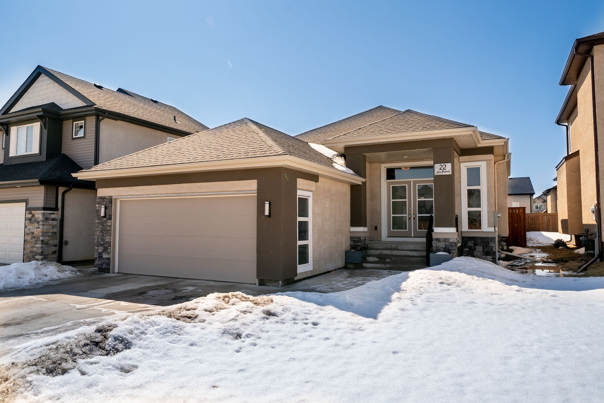 Main Photo: 22 John Pelland Road | Sage Creek Winnipeg