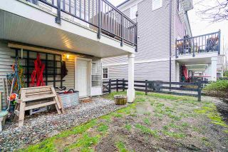 "Photo 26: 52 11067 BARNSTON VIEW Road in Pitt Meadows: South Meadows Townhouse for sale in ""COHO"" : MLS®# R2541291"