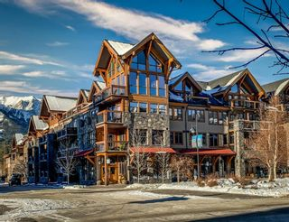Photo 25: 112 505 Spring Creek Drive: Canmore Apartment for sale : MLS®# A1059035