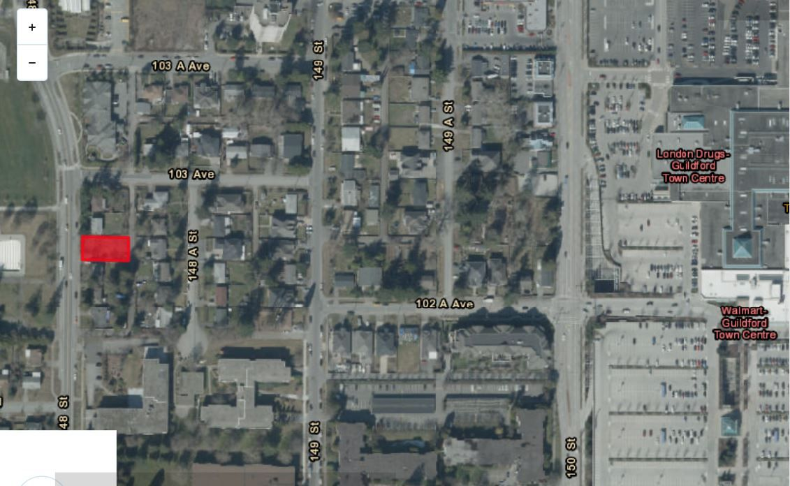 """Main Photo: 10284 148 Street in Surrey: Guildford Land for sale in """"Guildford"""" (North Surrey)  : MLS®# R2564236"""