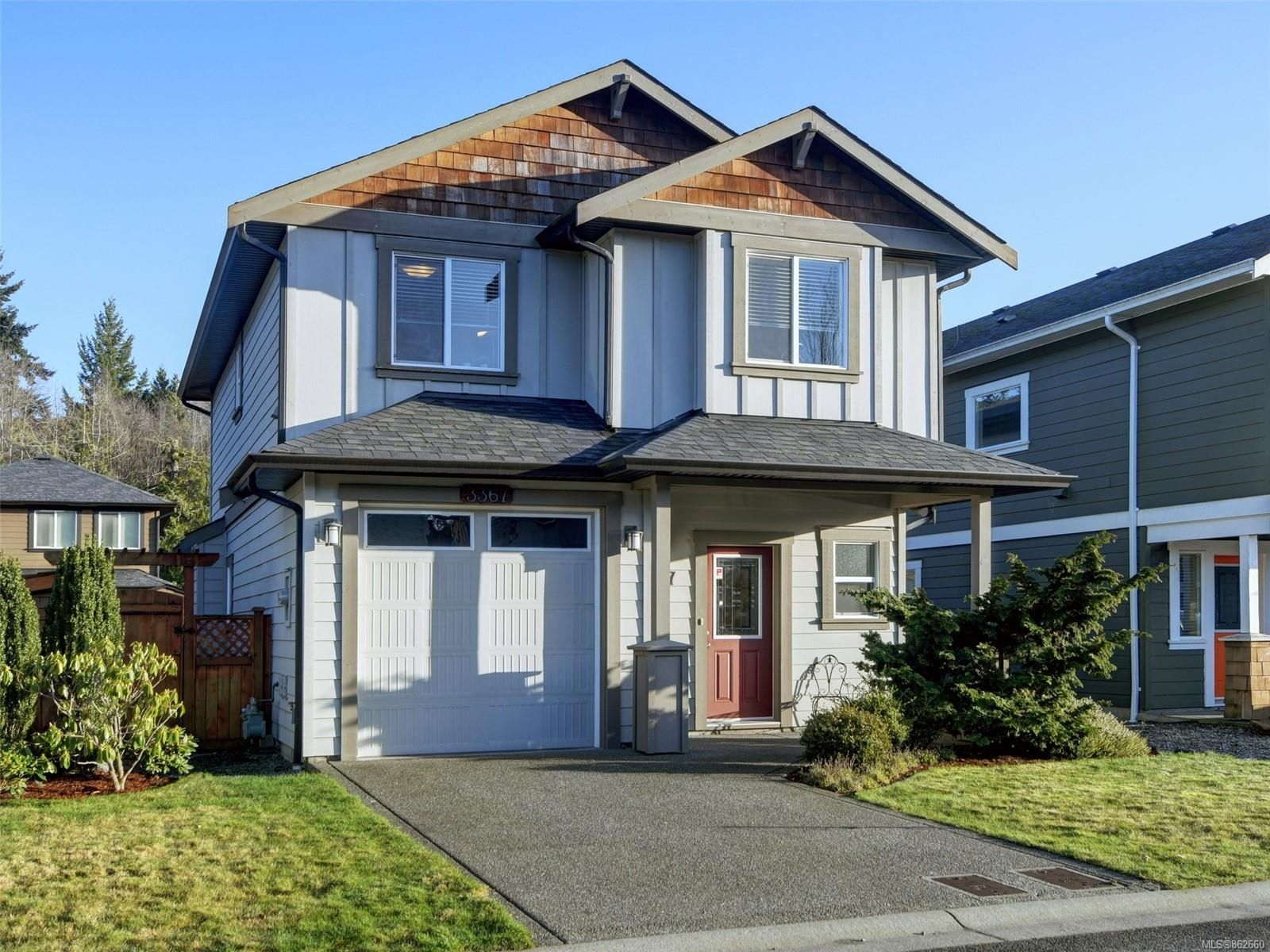 Main Photo: 3367 Merlin Rd in : La Luxton House for sale (Langford)  : MLS®# 862660