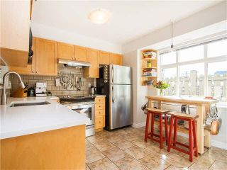 """Photo 7: 1625 MCLEAN Drive in Vancouver: Grandview VE Townhouse for sale in """"COBB HILL"""" (Vancouver East)  : MLS®# V1116697"""
