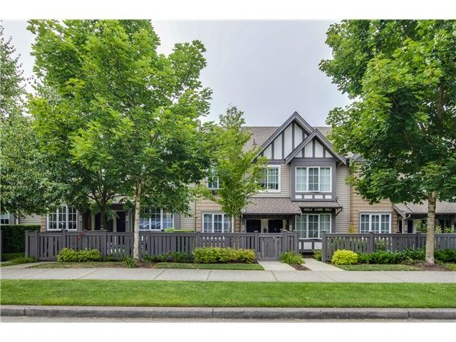 "Main Photo: 2 8533 CUMBERLAND Place in Burnaby: The Crest Townhouse for sale in ""CHANCERY LANE"" (Burnaby East)  : MLS®# V1074166"