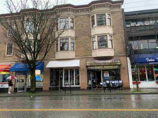 Main Photo: 1104 DAVIE Street in Vancouver: West End VW Retail for lease (Vancouver West)  : MLS®# C8036422