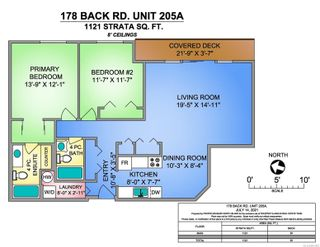 Photo 2: 205A 178 Back Rd in Courtenay: CV Courtenay East Condo for sale (Comox Valley)  : MLS®# 882029