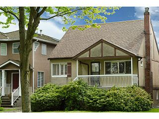 """Photo 1: 2840 TRIUMPH Street in Vancouver: Hastings East House for sale in """"Hastings Sunrise"""" (Vancouver East)  : MLS®# V1033921"""