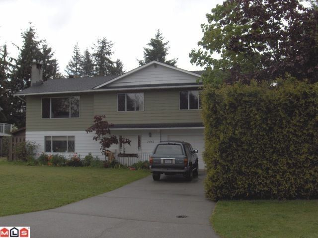 """Main Photo: 3461 199A Street in Langley: Brookswood Langley House for sale in """"BROOKSWOOD"""" : MLS®# F1014285"""