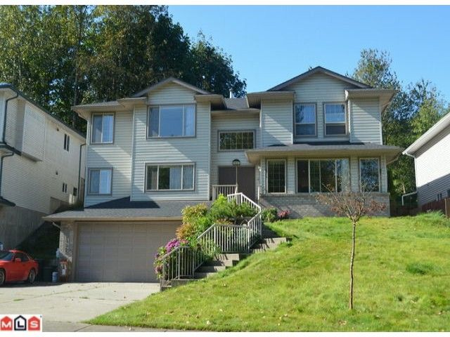 Main Photo: 11497 ROXBURGH Road in Surrey: Bolivar Heights House for sale (North Surrey)  : MLS®# F1123989