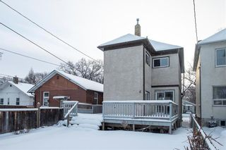 Photo 15: 607 Jubilee Avenue in Winnipeg: Fort Rouge Residential for sale (1A)  : MLS®# 1932844