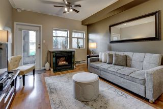 "Photo 6: 108 1591 BOOTH Avenue in Coquitlam: Maillardville Condo for sale in ""LE LAURENTIEN"" : MLS®# R2536606"