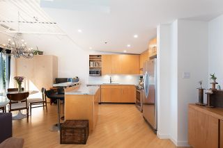 """Photo 4: 511 549 COLUMBIA Street in New Westminster: Downtown NW Condo for sale in """"C2C Lofts"""" : MLS®# R2601275"""