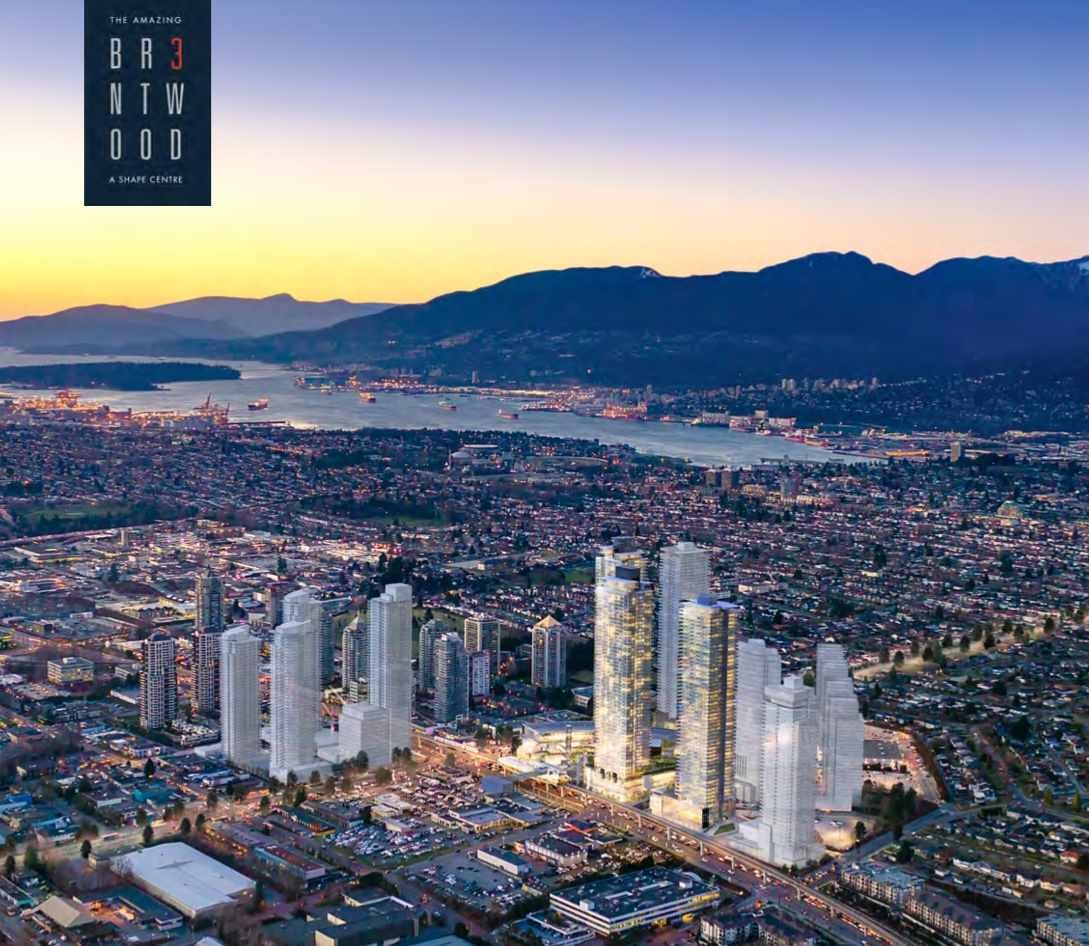 """Main Photo: 506 4650 BRENTWOOD Boulevard in Burnaby: Brentwood Park Condo for sale in """"AMAZING BRENTWOOD 3"""" (Burnaby North)  : MLS®# R2549206"""