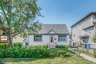 Main Photo: 602 25 Avenue NE in Calgary: Winston Heights/Mountview Detached for sale : MLS®# A1132347