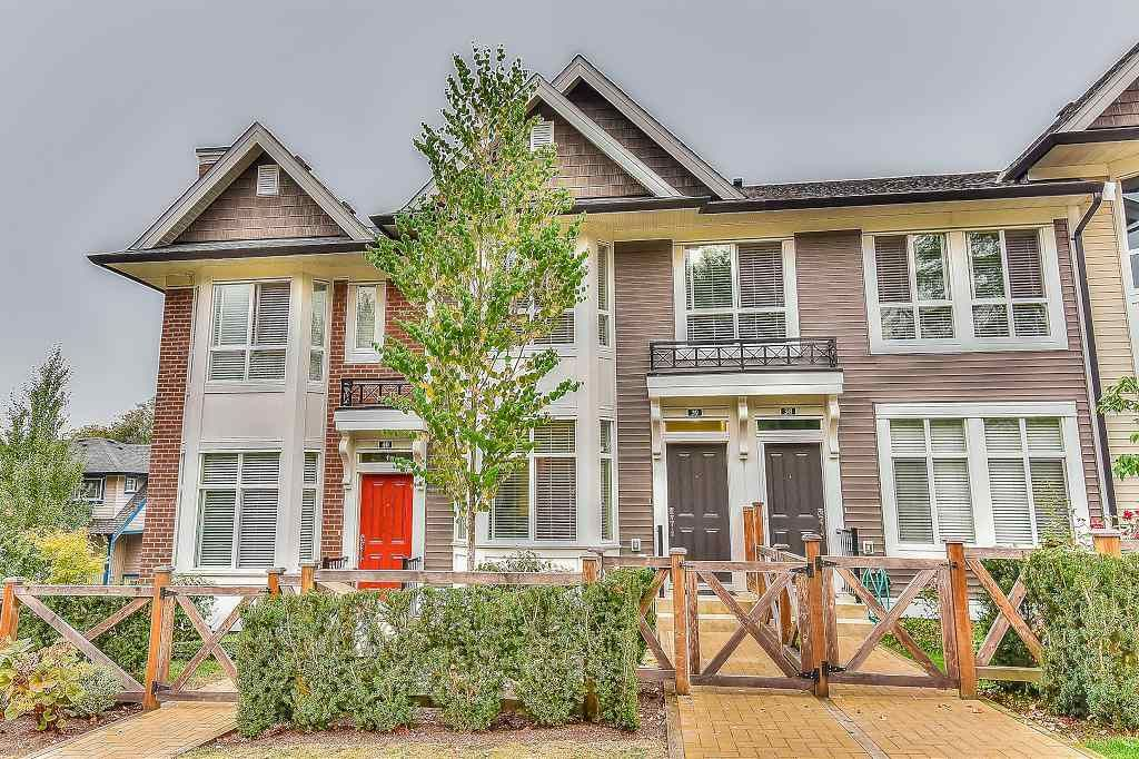 Main Photo: 39 14433 60 Avenue in Surrey: Sullivan Station Townhouse for sale : MLS®# R2202238