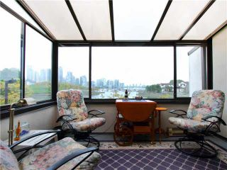 "Photo 7: 1226 ISLAND PARK Walk in Vancouver: False Creek Townhouse for sale in ""ALDER BAY PLACE"" (Vancouver West)  : MLS®# V1090201"